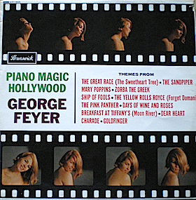 Piano Magic Hollywood: George Feyer original soundtrack