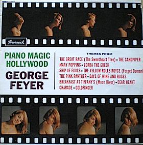 Piano Magic Hollywood: George Feyer original soundtrack