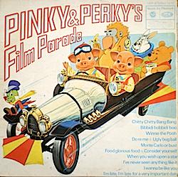 Pinky and Perky Film Parade original soundtrack