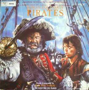 Pirates original soundtrack