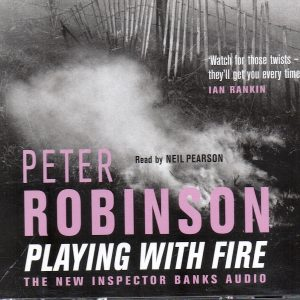 Playing With Fire: Inspector Banks Audio original soundtrack