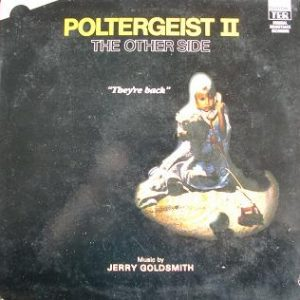 Poltergeist II original soundtrack