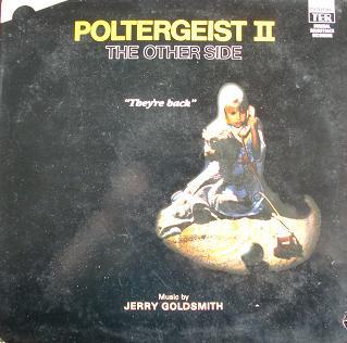 Poltergeist II original soundtrack