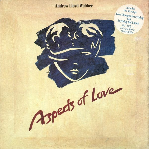 Aspects of Love original soundtrack