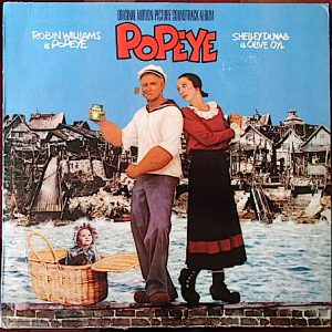 Popeye original soundtrack