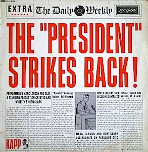 President Strikes Back original soundtrack