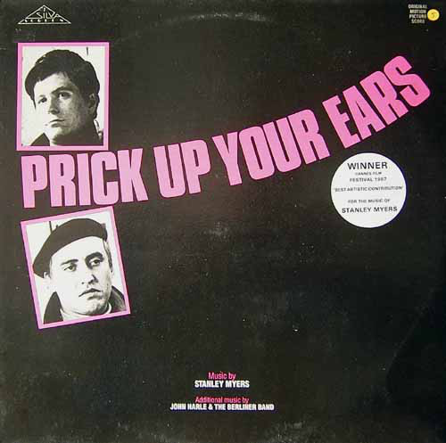 Prick up your Ears original soundtrack