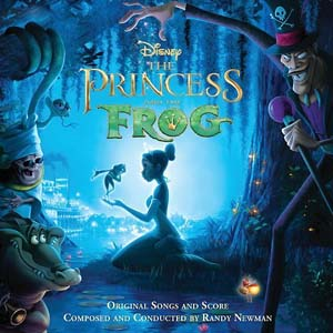 Princess and the Frog original soundtrack