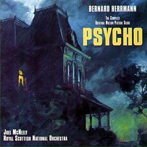Psycho original soundtrack