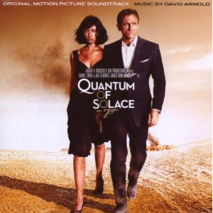 Quantum of Solace original soundtrack