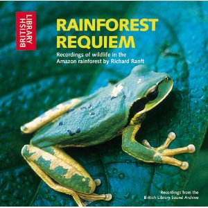 Rainforest Requiem original soundtrack