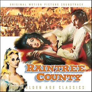 Raintree County original soundtrack
