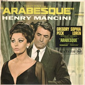 Arabesque original soundtrack