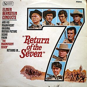 Return of the Seven original soundtrack