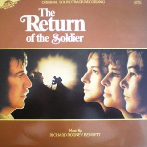 Return of the Soldier original soundtrack