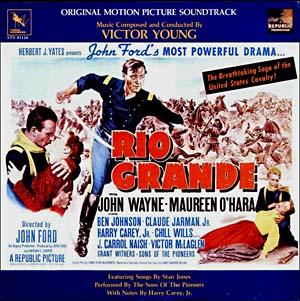 Rio Grande original soundtrack