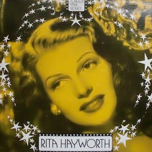 Rita Hayworth: Silver Screen Stars original soundtrack