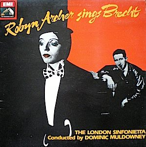 Robyn Archer sings Brecht original soundtrack