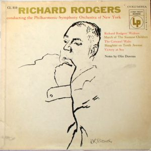 Richard Rodgers original soundtrack