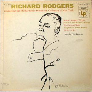 Richard Rodgers original soundtrack