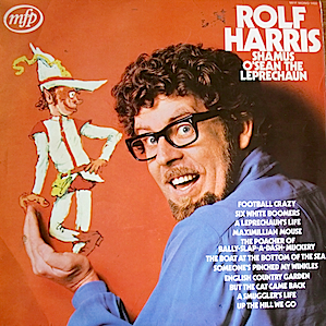 Rolf Harris: Shamus O'Sean the Leprechaun original soundtrack