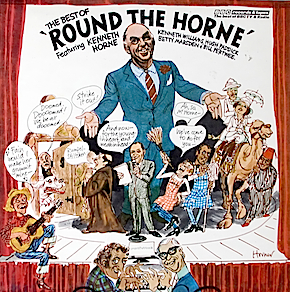 Round the Horne: best of original soundtrack