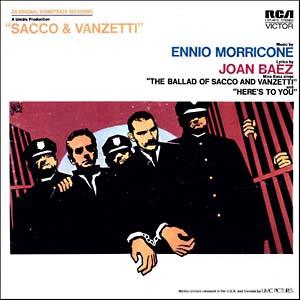 Sacco & Vanzettti original soundtrack