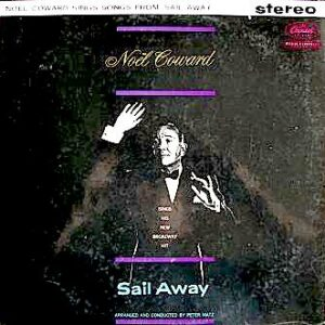 Sail Away original soundtrack