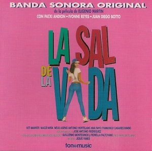 Sal de la Vida original soundtrack