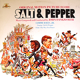 Salt & Pepper original soundtrack