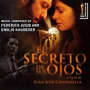 Secreto de sus Ojos original soundtrack