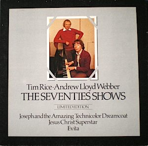 Seventies Shows original soundtrack