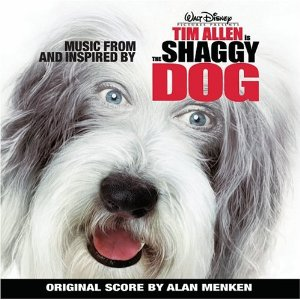 Shaggy Dog original soundtrack