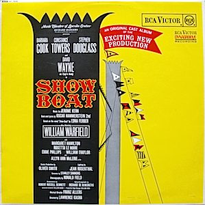 Show Boat: Music Theater of Lincoln Center original soundtrack