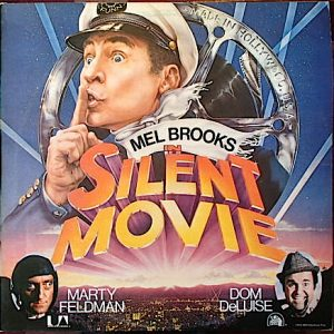 Mel Brooks' Silent Movie original soundtrack