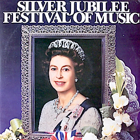 Silver Jubilee: Festival of Music original soundtrack