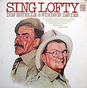 Sing Lofty: It Ain't Half Hot Mum original soundtrack