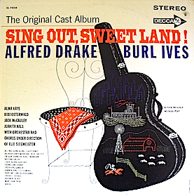 Sing Out, Sweet Land: Broadway Cast original soundtrack
