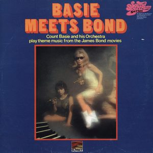 Basie meets Bond original soundtrack