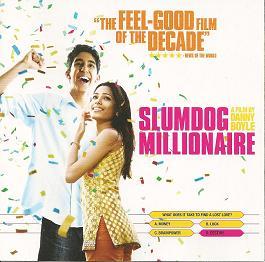 Slumdog Millionaire original soundtrack