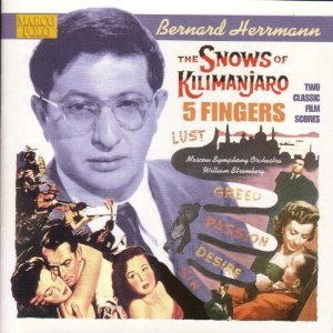 Snows of Kilimanjaro + 5 Fingers original soundtrack
