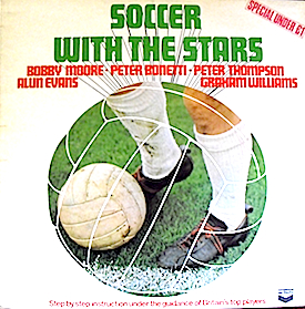 Soccer with the Stars original soundtrack