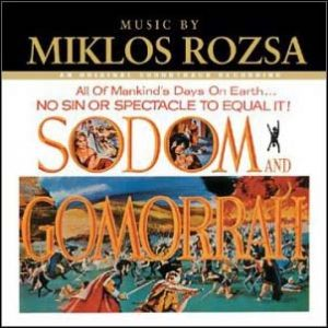 Sodom and Gomorrah original soundtrack