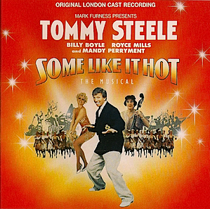 Some Like it Hot: Tommy Steele original soundtrack
