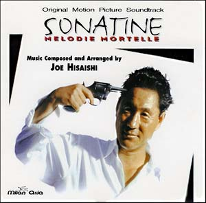 Sonatine original soundtrack