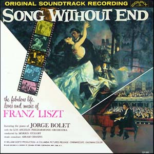 Song Without End original soundtrack