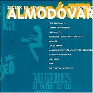 Songs of Almodovar original soundtrack