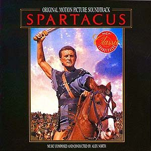 Spartacus original soundtrack
