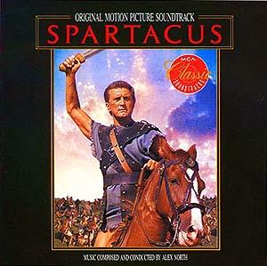 Spartacus original soundtrack