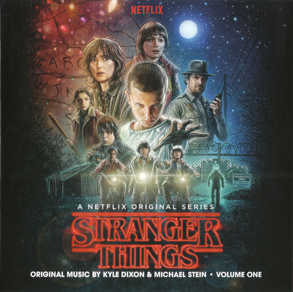 Stranger Things vol.1 original soundtrack